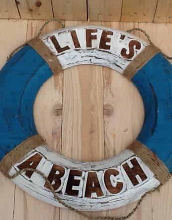 Rettungsring Live A Beach V