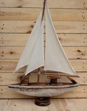 Schiff groß Aoelus mit Segel V