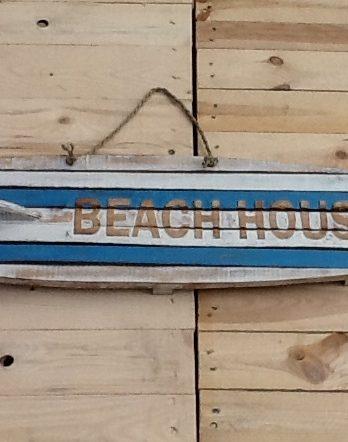 strandhaus deko surfbrett beach house