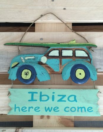 Art.-Nr. BS049 Ibiza here we come (Medium)