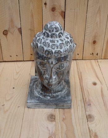 Buddha grau