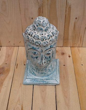 Buddha türkis