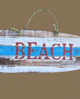 surfbrett beach stranddeko