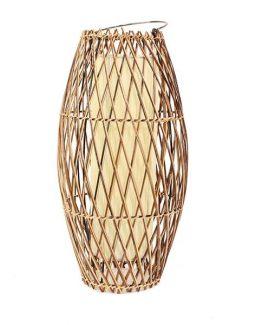 bambus kerzenhalter maritime deko
