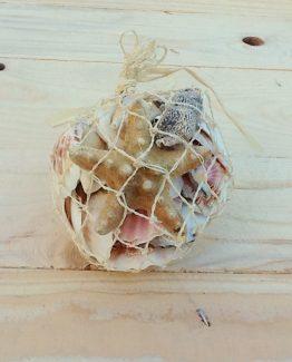 fischernetz muscheln maritime deko