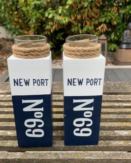 Teelicht Nr. 69 New Port