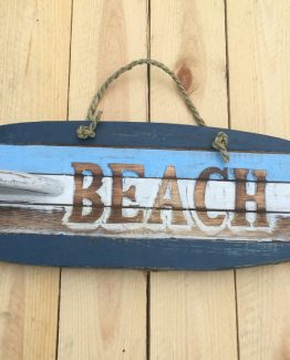 surfboard beach house deko
