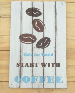 Bild Kaffeebohnen Start with coffee (Medium)