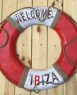 Rettungsring welcome to ibiza II (Medium)