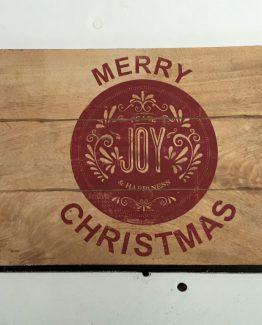 Schneidbrett merry Christmas
