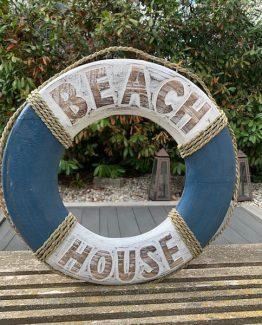 beach-House Rettungsring
